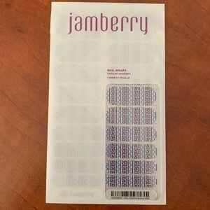 Jamberry May 2016 Hostess Wrap. Full sheet.